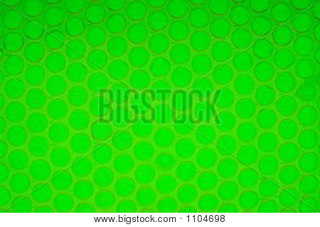 Poping Color Green