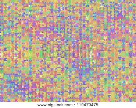 Background Abstract Simple Triangle Colorful