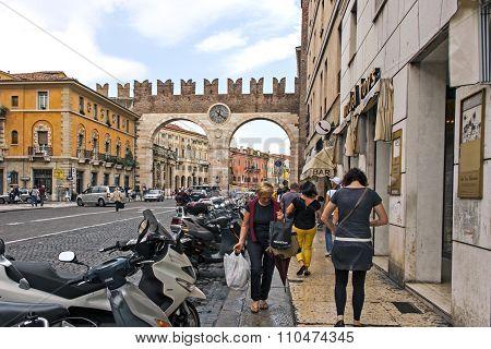 In Verona