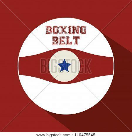 Boxing sport design