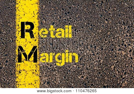Accounting Business Acronym Rm Retail Margin