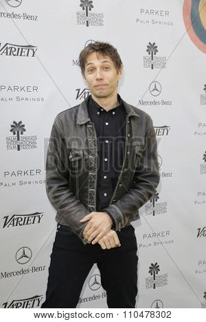 LOS ANGELES - JAN 4:  Sean Baker at the Variety's Creative Impact Awards and '10 Directors To Watch' Brunch at the Park Palm Springs on January 4, 2015in Palm Springs, CA