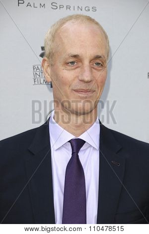 LOS ANGELES - JAN 4:  Dan Gilroy at the Variety's Creative Impact Awards and '10 Directors To Watch' Brunch at the Park Palm Springs on January 4, 2015in Palm Springs, CA