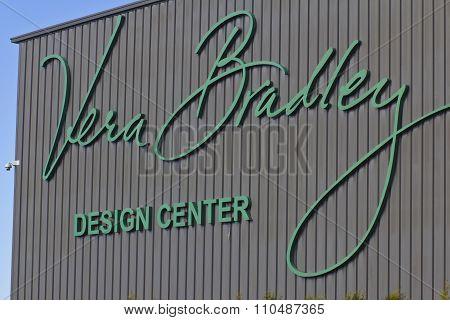 Ft. Wayne, In - Circa December 2015: Vera Bradley World Headquarters And Design Center II