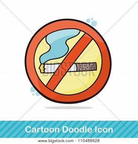 No Smoking Doodle
