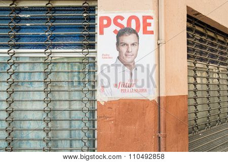 Spain 2015 Elections Poster