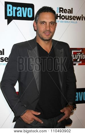 LOS ANGELES - DEC 3:  Mauricio Umansky at theThe Real Housewives of Beverly Hills Premiere Red Carpet 2015 at the W Hotel Hollywood on December 3, 2015 in Los Angeles, CA