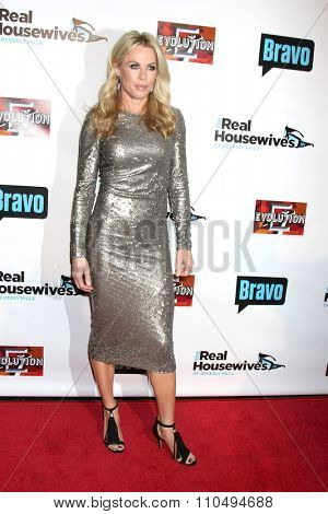 LOS ANGELES - DEC 3:  Kathryn Edwards at theThe Real Housewives of Beverly Hills Premiere Red Carpet 2015 at the W Hotel Hollywood on December 3, 2015 in Los Angeles, CA