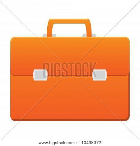 Orange Vector Icon Portfolio