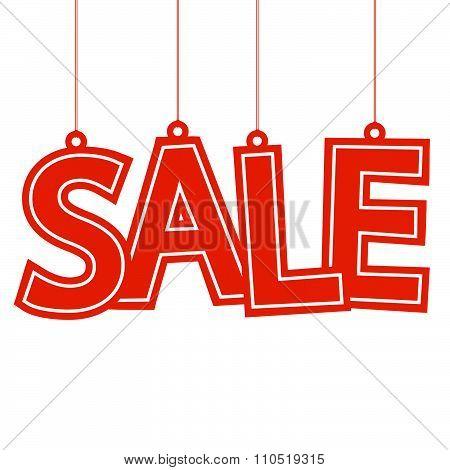 Sale Hangtag