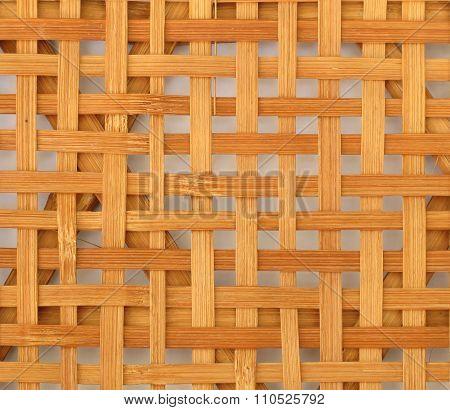Bamboo Weaved Texture