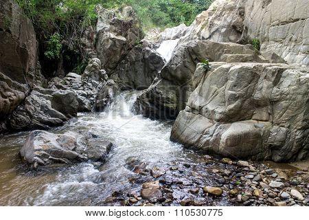 Rock River View From Dipilto, Ocotal, Nicaragua