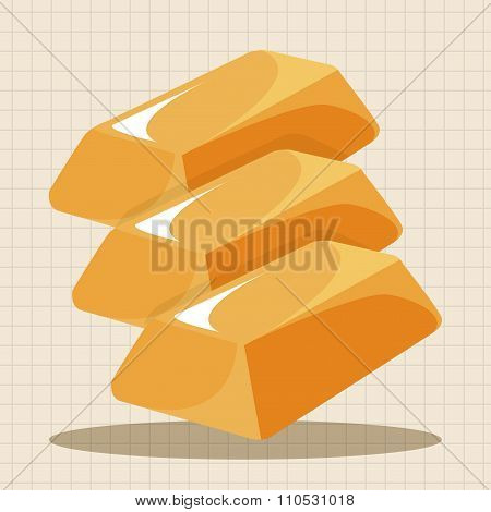 Gold Theme Elements