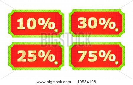 Red Vector Price
