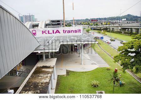 Klia Transit Station