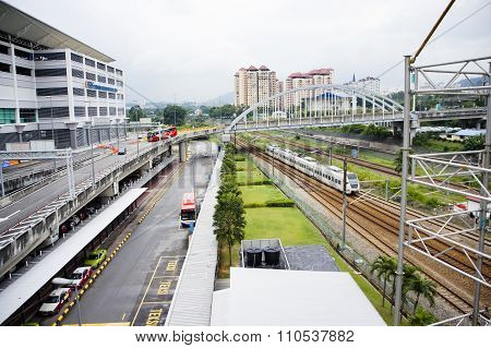 Bandar Tasik Selatan Integrated Transport Terminal
