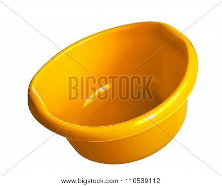 Round Laundry Wash Basin Plastic