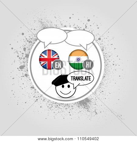 english hindi translate icon