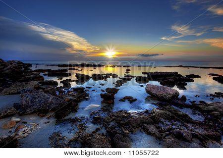 Sonnenuntergang Bonaire