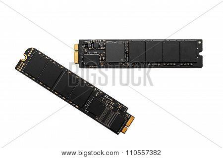 M2 high speed SSD closeup