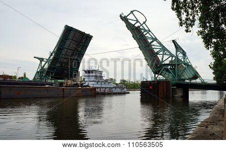 Towboat Sandra Brumley