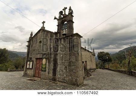 Church Of Vilar