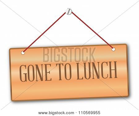 Gone To Lunch