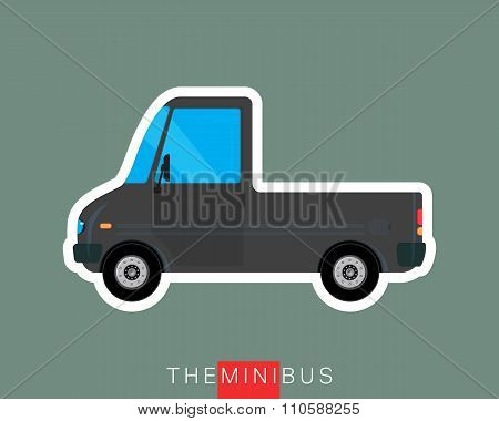 Pickup bus isolated