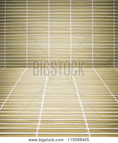texture bamboo table. bamboo napkin. eastern texture.