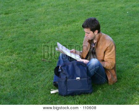 Lässig Student Überarbeitung - Aris