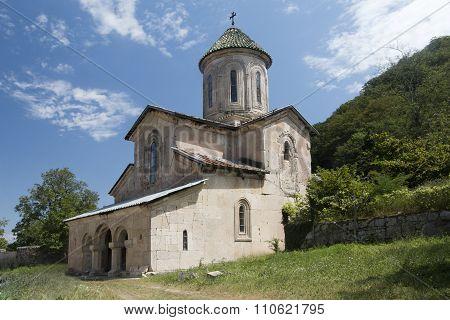 Gelati monastery at Georgia near Kutaisi city