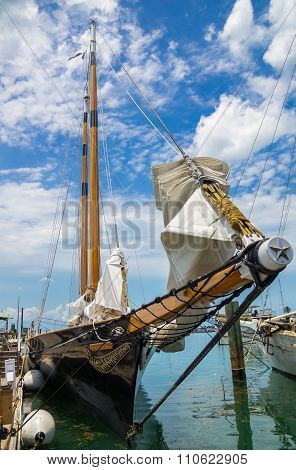 America 2 Schooner, Key West, Florida