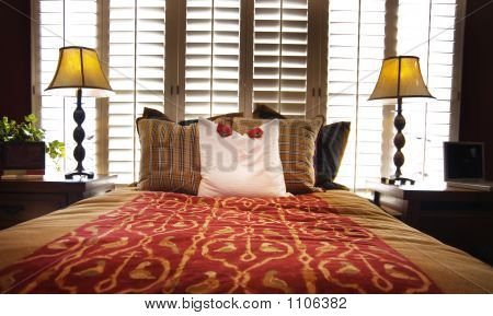 Orleans Bedroom Style
