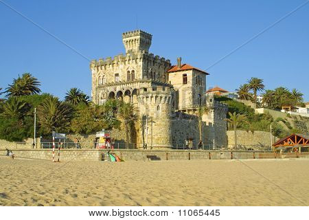Estoril Castle Near Lisbon