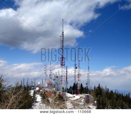 Transmitter Towers