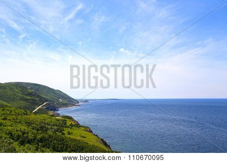 Cabot Trail, Cape Breton Highlands National Park