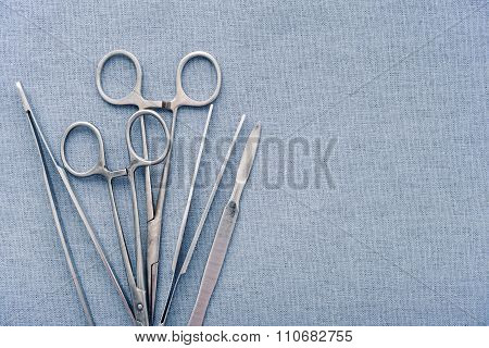 Old Surgical Instruments