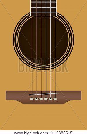 Acoustic Guitar, Folk Guitar