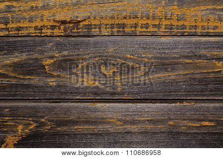 Shabby Old Pine Boards Background.
