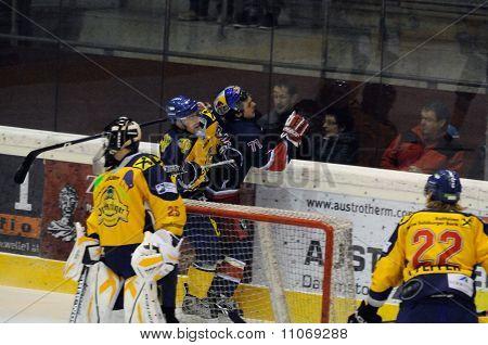 EK Zell am See vs. Red Bulls Salzburg