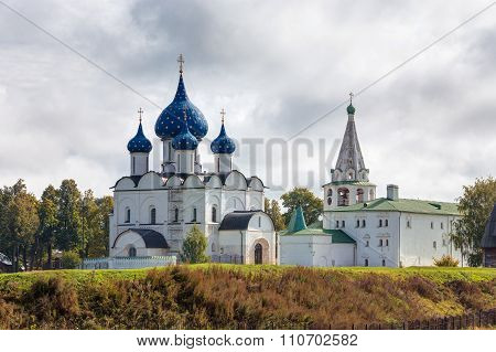 Architectural Complex Of The Suzdalian Kremlin. Russia