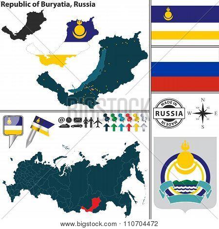 Republic Of Buryatia, Russia