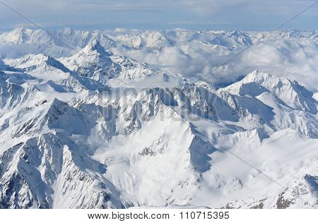 View From the Elbrus