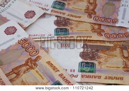 Five Thousand Russian Rubles
