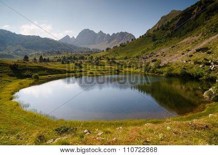 Gornje Bare Lake, Sutjeska National Park, Zelengora Mountain
