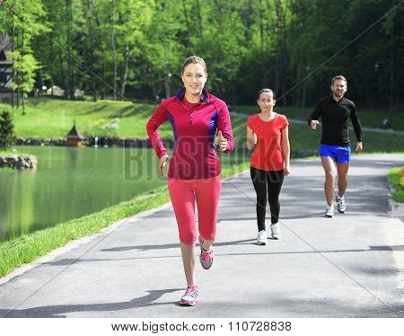 Young Runners Outdoors