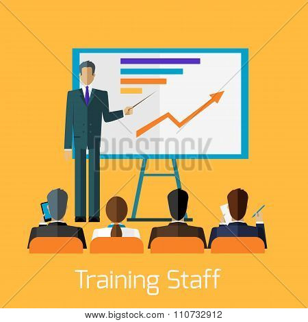 Training Staff Briefing Presentation