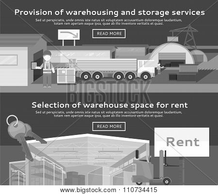 Warehouse Storage Service Product