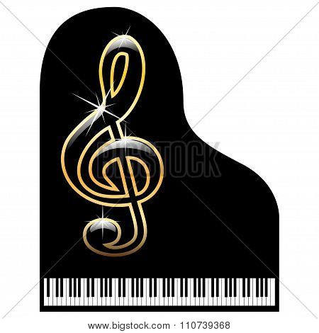 Piano-musical instrument
