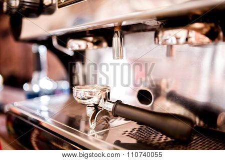 Coffee Making Accessories And Tools Such As Tamper And Espresso